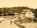 Līgatnes pirmo papīra dzirnavu ēka